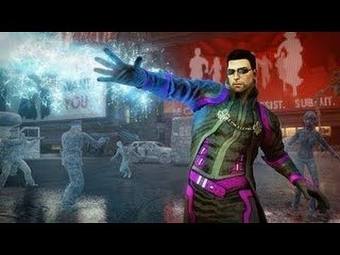 Saints Row 4 Gameplay Trailer Meet the President Dubstep Gun Song HD