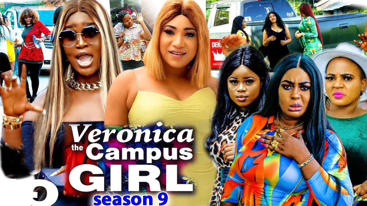 Download VERONICA THE CAMPUS GIRL SEASON 9(Trending New Movie) Chizzy Alichi 2021 Latest Nigerian  Movie 720p