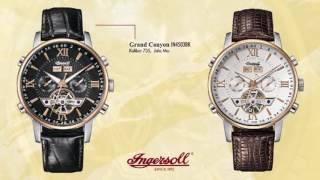 видео Часы Ingersoll