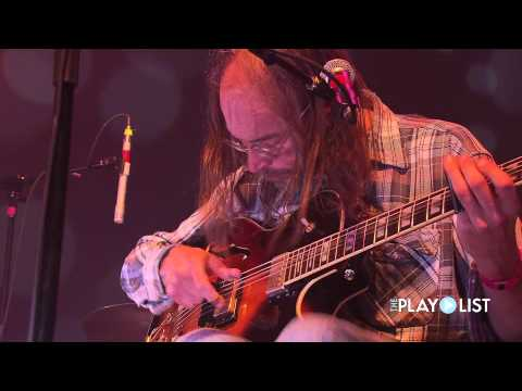 Charlie Parr w Black Eyed Snakes - Death's Black Train