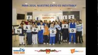 Fundación Juan XXIII les desea Feliz Navidad