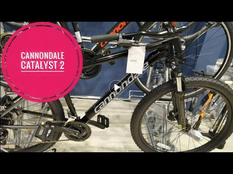 #CANNONDALE CATALYST 2 - 2019