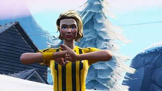 GRAMMY FREESTYLE FORTNITE MONTAGE (LIL TECCA)