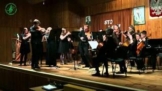 Romuald Twardowski - Tryptyk Mariacki, cz. II - Taniec I - Orkiestra ZPSM nr 4 w Warszawie