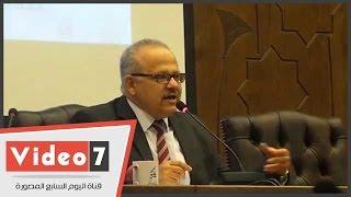 نائب رئيس جامعة القاهرة: