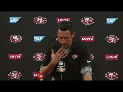 49ers Vs Panthers | Postgame Press Conference | Kyle Shanahan