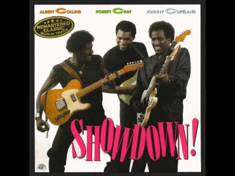 Albert Collins, Robert Cray and Johnny Copeland - Black Cat Bone