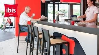 Discover ibis Basel Bahnhof • Switzerland • vibrant hotels • ibis