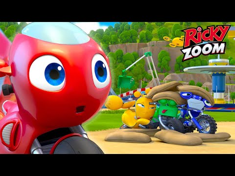 Ricky Zoom ❤️ Double Episode Special 2 | Kids Videos | Nick Jr