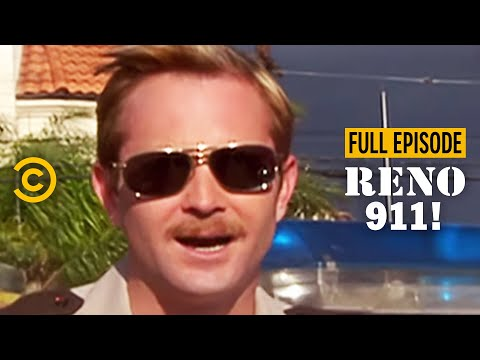Dangle's Son (feat. DeRay Davis) - Full Episode - RENO 911!