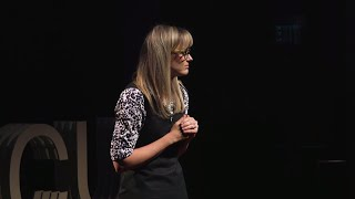 Socially Constructing Down Syndrome: Confessions of a Rockin Mom   Cara Jacocks   TEDxACU