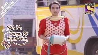 Yeh Un Dinon Ki Baat Hai   Naina is Lost   Best Moments