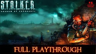 Stalker : Shadow of Chernobyl / SoC | Full Playthrough | Modded | Gameplay Walkthrough No Commentary