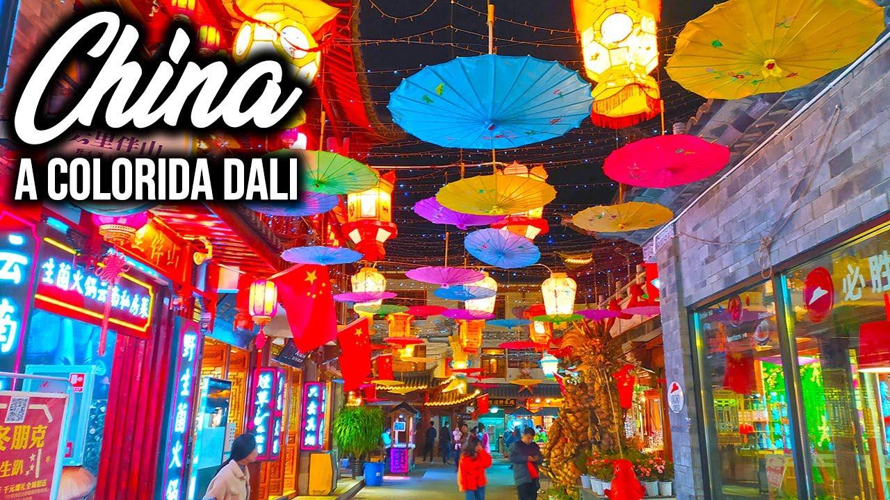 VIAGEM CHINA 2019 - DALI