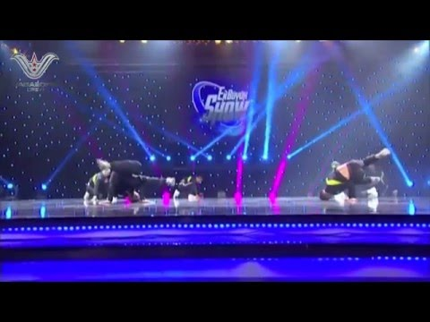 Vagabond Crew TV  In Istanbul Breakdance World Champions