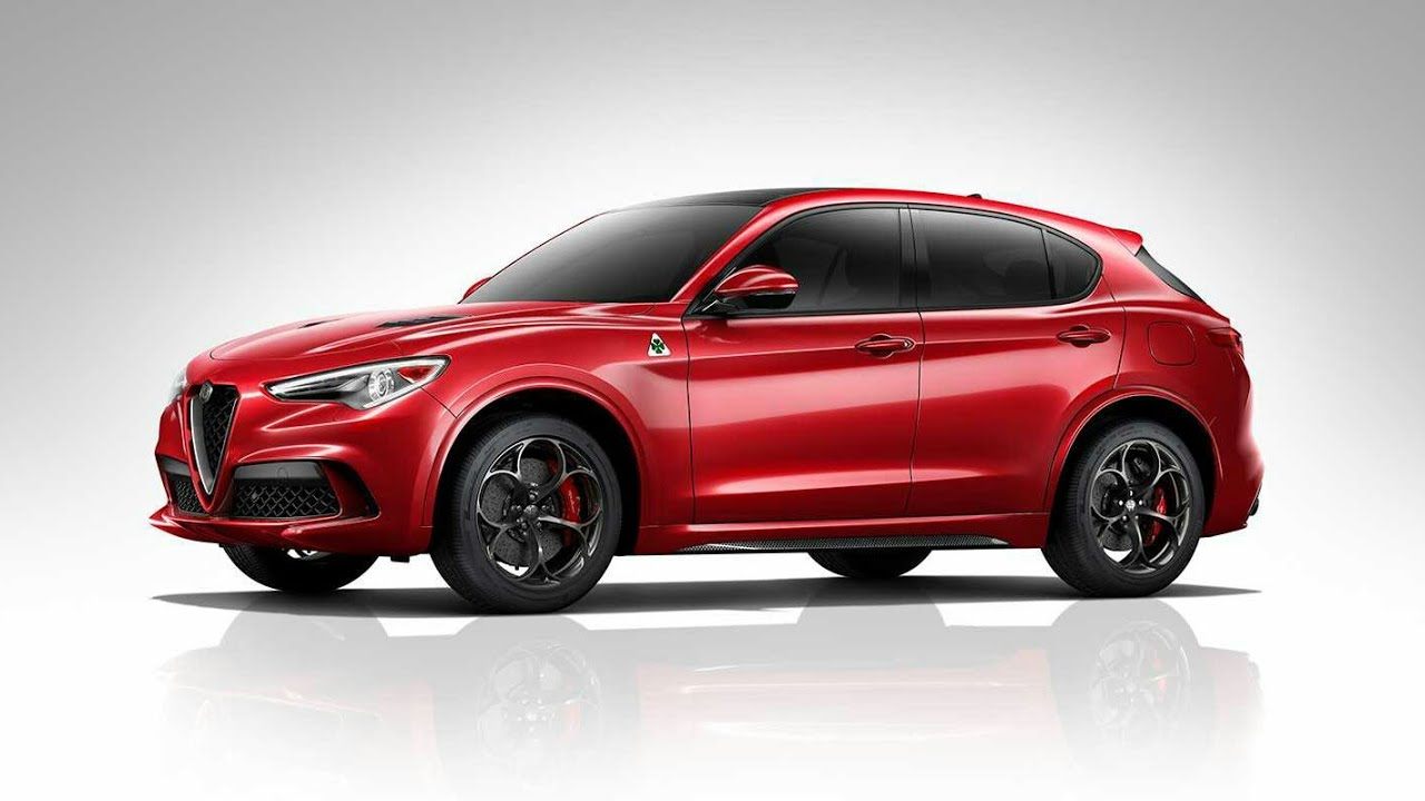 2018 alfa romeo stelvio quadrifoglio exterior interior price best suv youtube