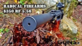 radical firearms 350 ar 15 suppressor