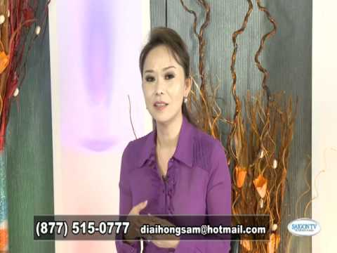 HONG SAM TALK SHOW™/ Lam Dep Voi Hong Sam™ with Cat Tuyen and Chi Tinh 1