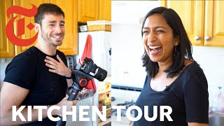 Inside Priya Krishna's Kitchen | NYT Cooking