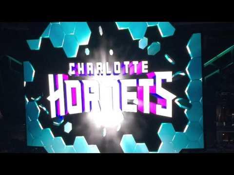 Charlotte Hornets intros