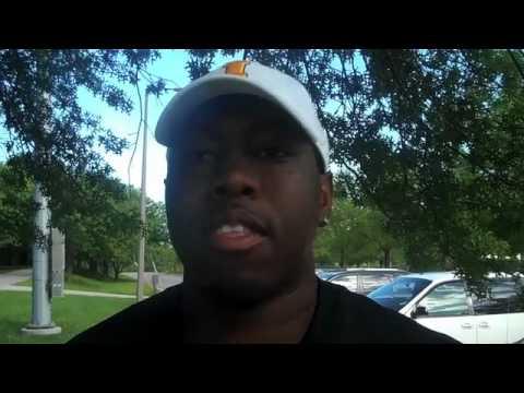 Brad Banks Iowa QB (2001-02) 7/10/2010