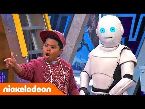 Игроделы | 1 сезон 6 серия | Nickelodeon Россия