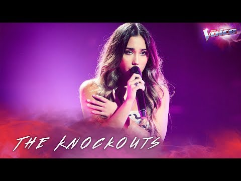 The Knockouts: Lacey Madison sings Joanne | The Voice Australia 2018