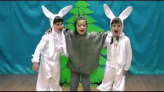 Музыкальный спектакль «Колобок»