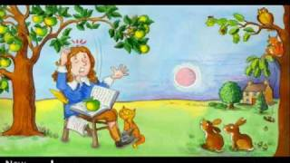 Isaac Newton for children
