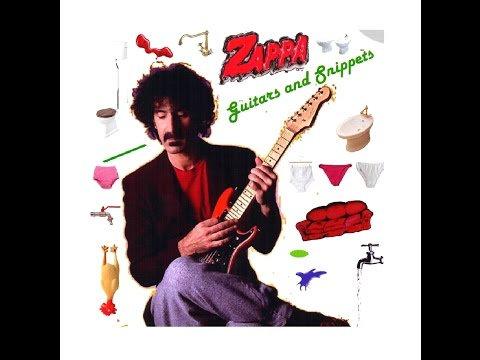 Frank Zappa Guitars and Snippets