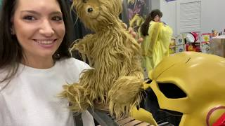 Toy Hunting At The Lakeland Comic Con