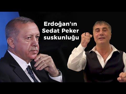 Erdoğan'ın Sedat Peker suskunluğu