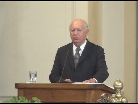 Discurso completo de Ricardo Lagos Escobar  en homenaje a ex Presidente Patricio Aylwin