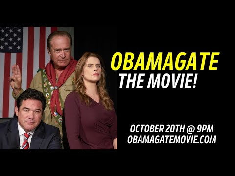 Everything You Need to Know about Obamagate The Movie!