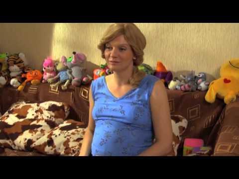 Одна за всех - Беременная Ольга - Новые колготки