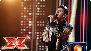 Can Leon Mallett Get Lucky & land your votes? | Live Shows | The X Factor 2017