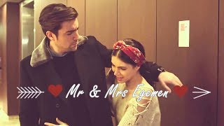 Mr & Mrs Egemen