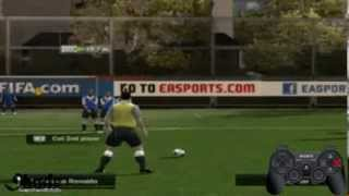 FIFA 14 PS2 Free Kick Tutorial HD
