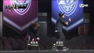 D9 S2 - Lee Minwoo, Shinhwa's Scarface cut