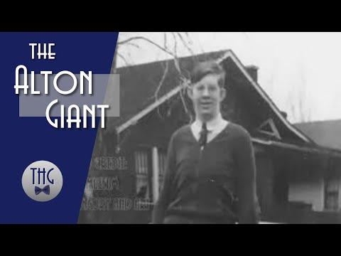 Robert Wadlow, The Tallest Man in History