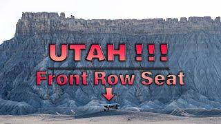 Fantastic backcountry FLYING adventure in Utah!