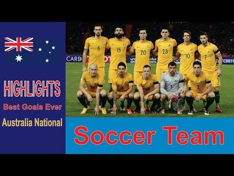 HIGHLIGHTS  Best Goals Ever   Australia National Soccer Team