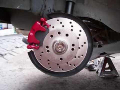 Conversion A Freno De Disco Traser Opel Corsa Chevy