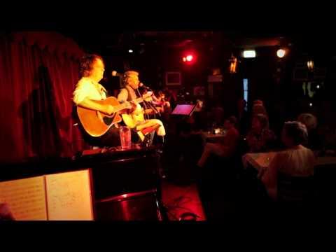 Tramteatersanger - Martin Luther - med trioen Garvang, Nordby og Rogg :-)