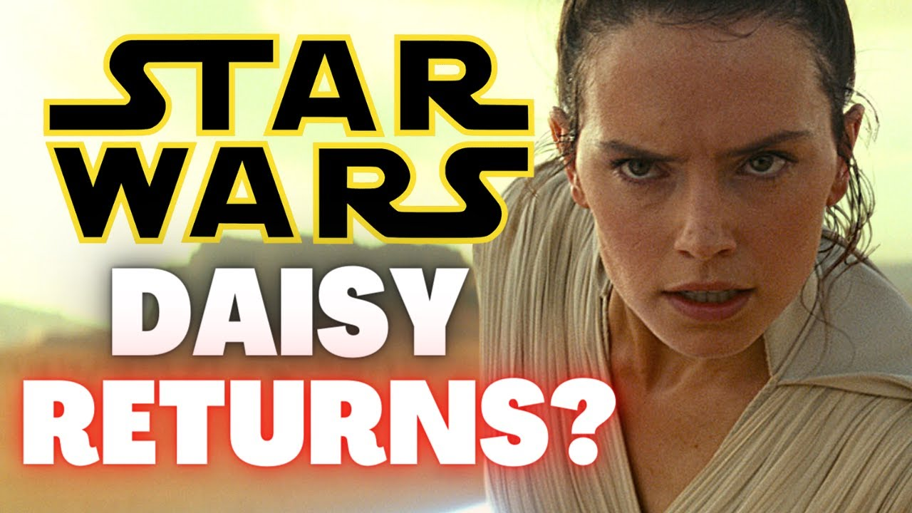 Daisy Ridley in Talks to RETURN to Star Wars? Had 'Breakfast' With Kathleen Kennedy | Star Wars News