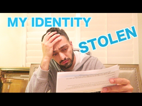 GOING TO JAIL FOR IDENTITY THEFT! (PISSED OFF)