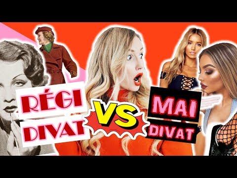 RÉGI DIVAT VS MAI DIVAT ♡ Chloe From The Woods