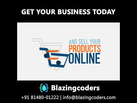 Offshore, Outsource E-commerce Website Development Company India - Blazingcoders