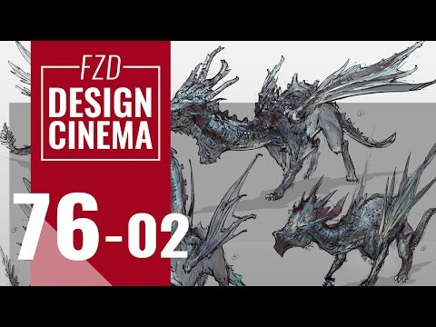Design Cinema - EP 76 - Part 2 - Dragon Thumbnails