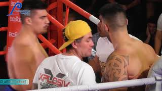 Brutal KO | Fight 16: Reweti Kaire vs Chavez Glozier | Glozier Boxing's Industry Rumble V @ ABA